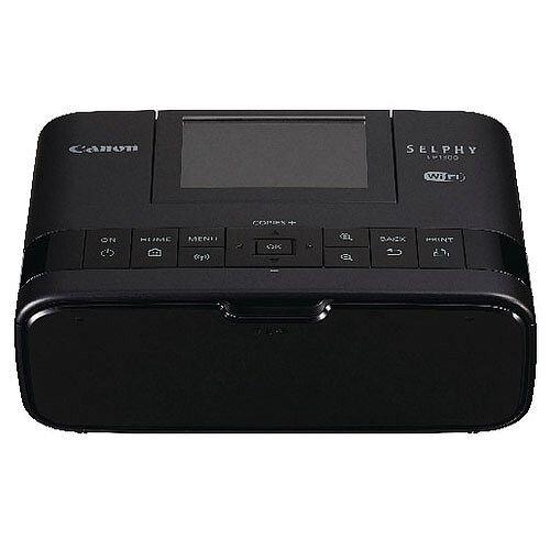Canon Selphy CP1300 Inkjet Printer Black CO65344