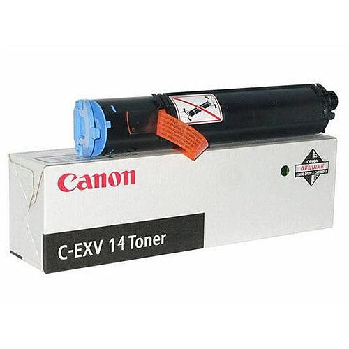 Canon C-EXV14 Black Toner Cartridge 0384B006