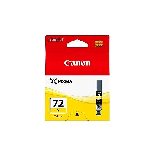 Canon PGI-72Y Yellow Ink Cartridge 6406B001