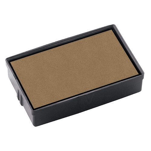Colop Replacement Ink Pad E/10 to suit Colop Printer P10, L10, Soft 10, S120 and S160 Rubber Stamps Dry Felt