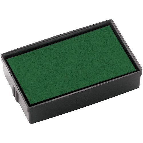 Colop Replacement Ink Pad E/20 to suit Colop Printer P20, L20,Soft 20, C20 Rubber Stamps Green