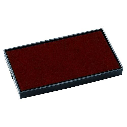 Colop Replacement Ink Pad E/60 to suit Colop Printer P60, P60 Dater, C60 Rubber Stamps Red