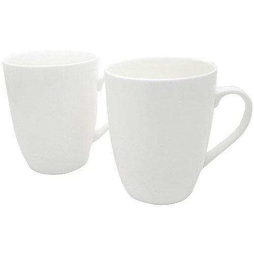 12oz Squat Mugs White (Pack of 12) P1160116