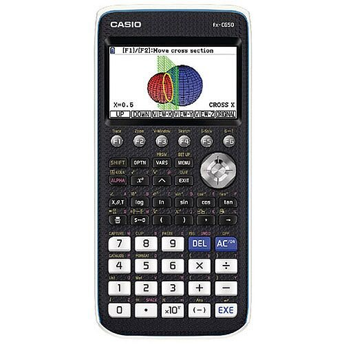 Casio Graphic Calculator FX-CG50-S-UH