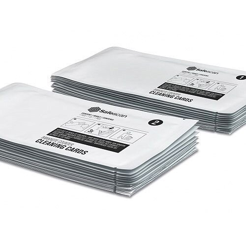 Safescan Cleaning Cards for Counterfeit Detectors