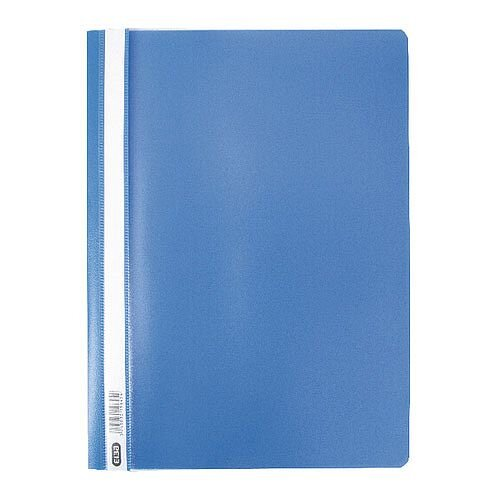 Elba A4 Blue Report File Pack of 50 400055030