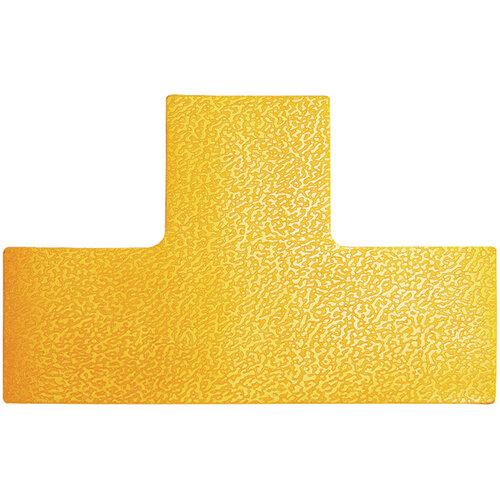 Durable Floor Marking Shape T Pack of 10 170004