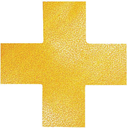 Durable Floor Marking Shape Cross Pack of 10 170104