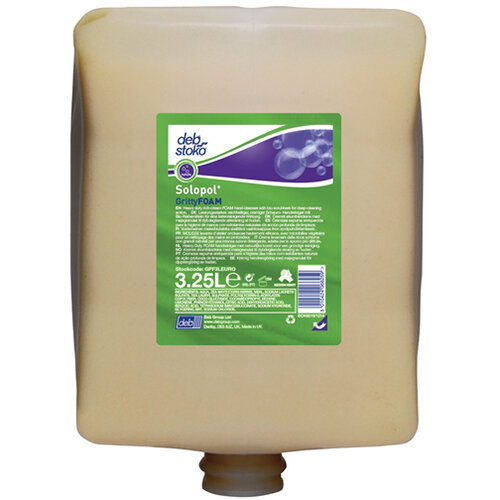 Deb Solopol GFX Powerfoam Cartridge 3.25 Litre GPF3LEURO