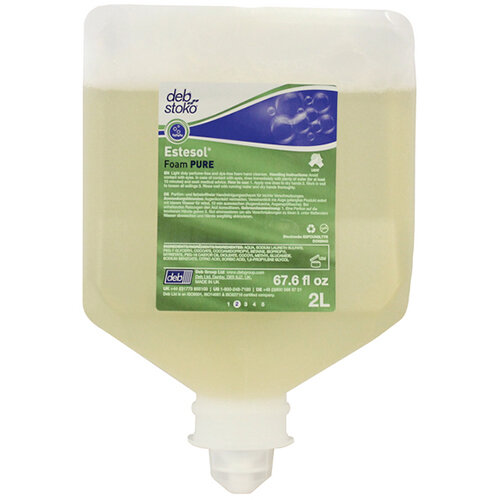 Deb Estesol FX Powerfoam Pure Cartridge 1 Litre EPU1L