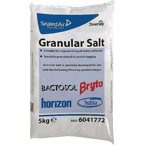 Diversey Granular Salt 5kg Pack of 3 6041772