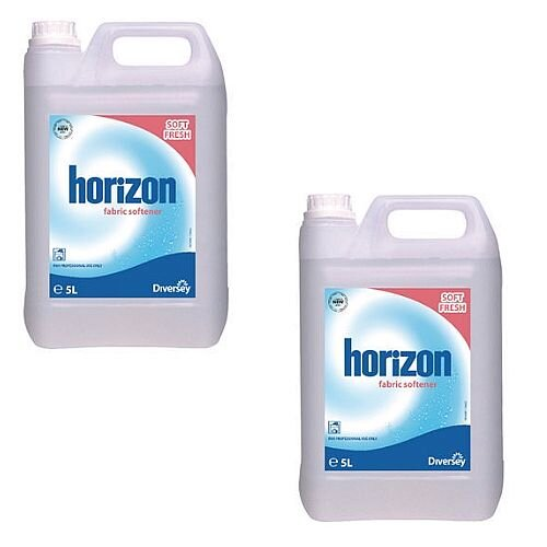 Horizon Fabric Conditioner Soft Fresh 5 Litre (Pack of 2) 7522272