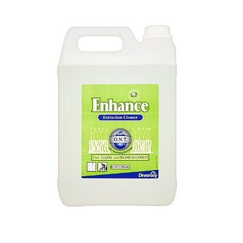 Diversey Enhance Carpet Extraction Cleaner 5 Litre 411100