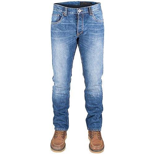 Snickers P50 Jeans Denim Stonewash Size W33L36 DW1