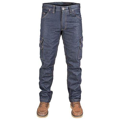 Snickers P60 Trousers DenimCordura Size W32L30 DW1