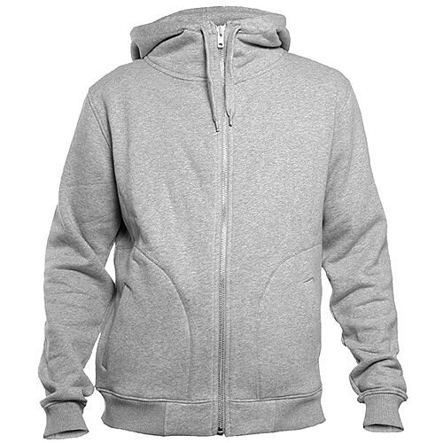 Snickers S18 Sweatshirt Grey Melange Size M DW4