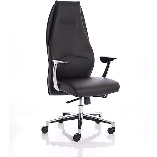Mien Black Executive Office Chair