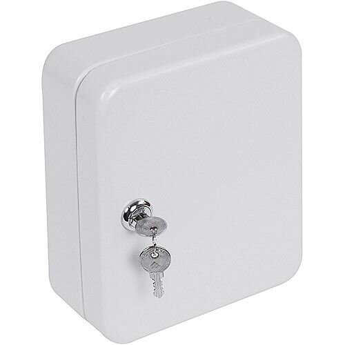 Phoenix 20 Hook Key Box KC0026K with Key Lock Grey