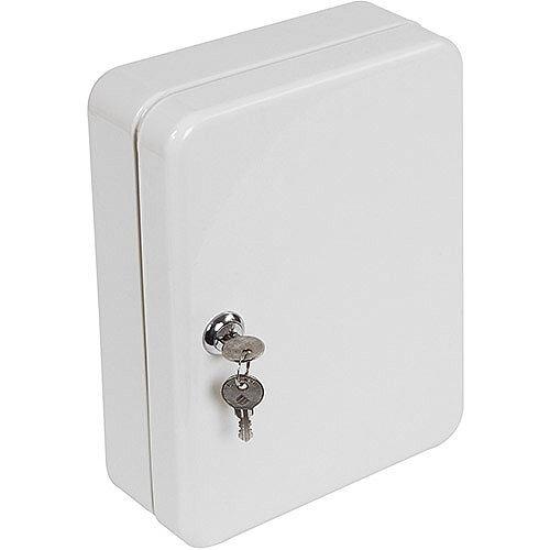 Phoenix 48 Hook Key Box KC0027K with Key Lock Grey