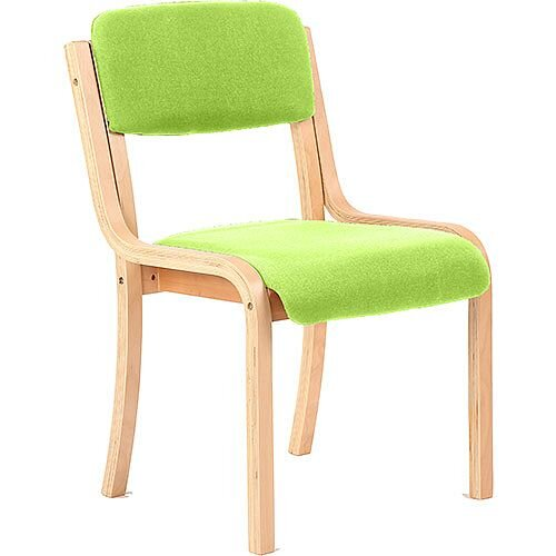 Madrid Boardroom &Visitor Chair Swizzle Green