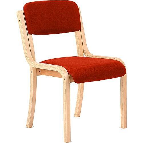 Madrid Boardroom &Visitor Chair Pimento Rustic Orange