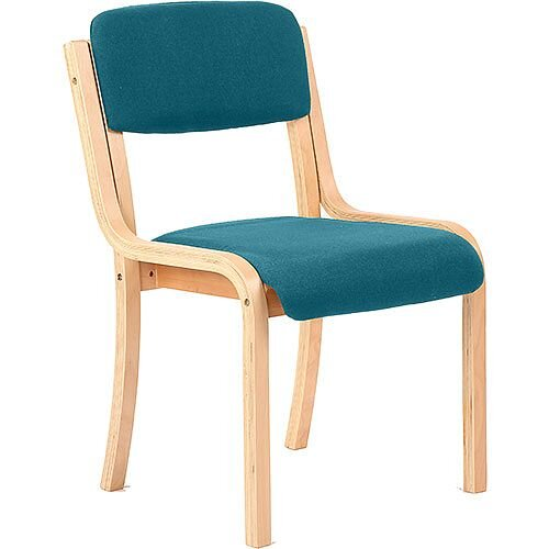 Madrid Boardroom &Visitor Chair Kingfisher Green