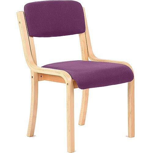 Madrid Boardroom &Visitor Chair Purple
