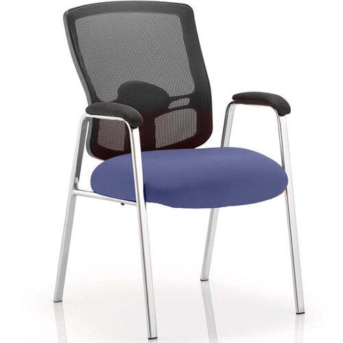 Portland Boardroom &Visitor Chair Serene Blue
