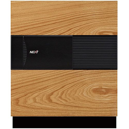 Phoenix Next LS7001FO Luxury Safe Size 1 Oak with Fingerprint Lock Oak 47L 60min Fire Protection