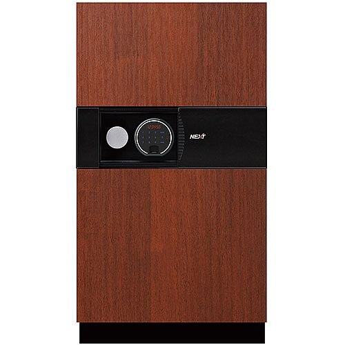 Phoenix Next LS7003FC Luxury Safe Size 3 Cherry with Fingerprint Lock Cherry 82L 60min Fire Protection