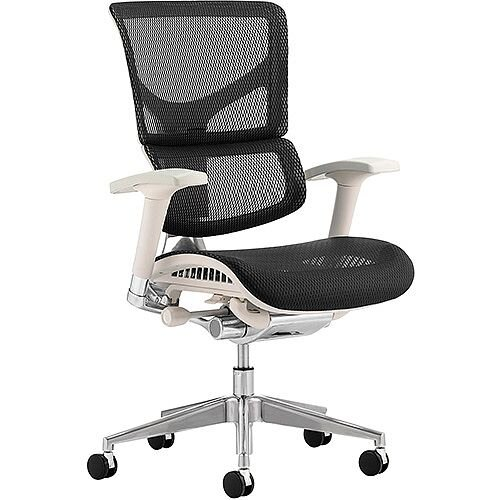 Peachy Ergo Dynamic Grey Frame Black Mesh Ergonomic Posture Office Chair Soft Designer Mesh Seat And Split Back Download Free Architecture Designs Salvmadebymaigaardcom