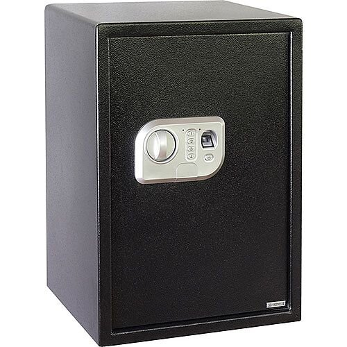 Phoenix Neso SS0203F Size 3 Security Safe with Fingerprint Lock Black 42L