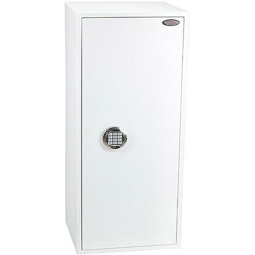 Phoenix Fortress SS1185E Size 5 S2 Security Safe with Electronic Lock White 99L