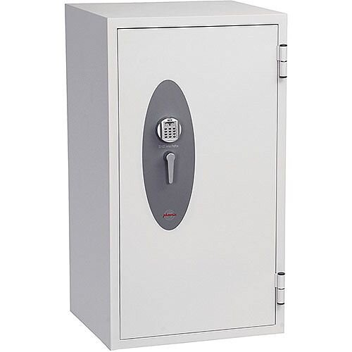 Phoenix Fire Fox SS1622E Size 2 Fire &S1 Security Safe with Electronic Lock White 162L 120min Fire Protection