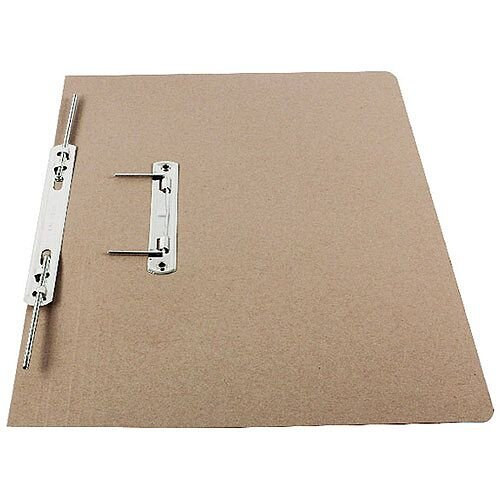 Rexel Jiffex Buff Foolscap Transfer File Pack of 50