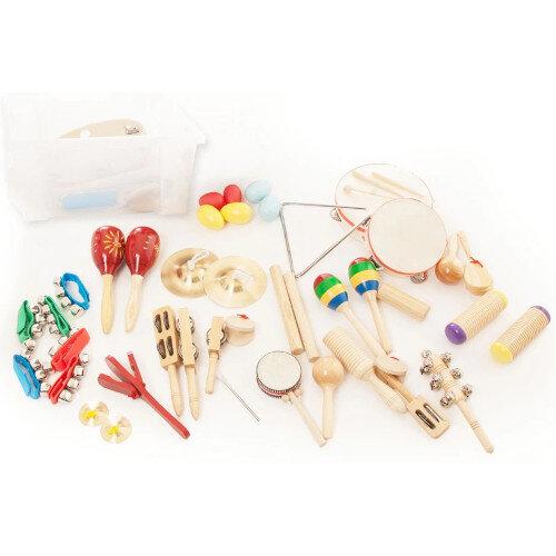 Music Instrument Kit - 45 Pieces Ref EAMUS01