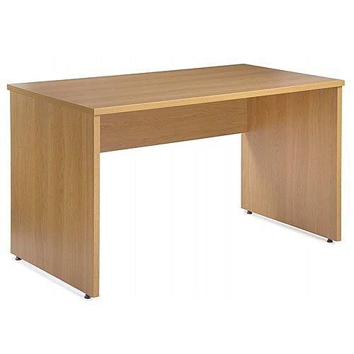 Eco 1180 Wide Desk EC1180B Beech