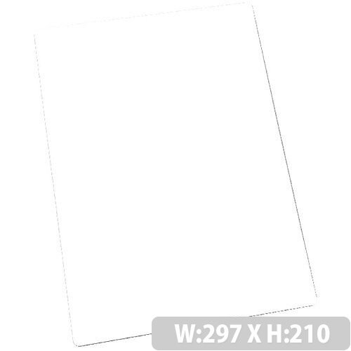 Contract Whiteboard Plain A4 Pack of 30