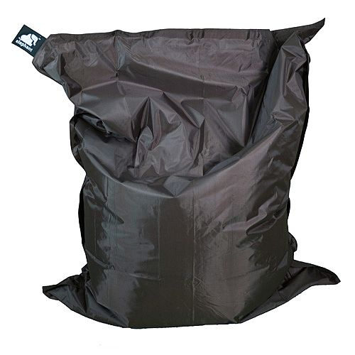 Elephant Jumbo Indoor &Outdoor Use Bean Bag 1750x1350mm Urban Black