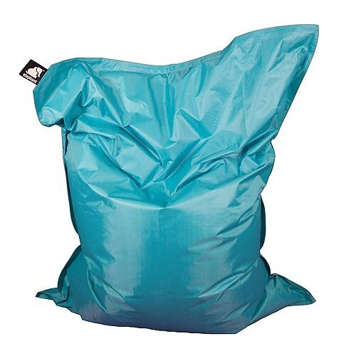 Elephant Jumbo Indoor &Outdoor Use Bean Bag 1750x1350mm Ocean Turquoise