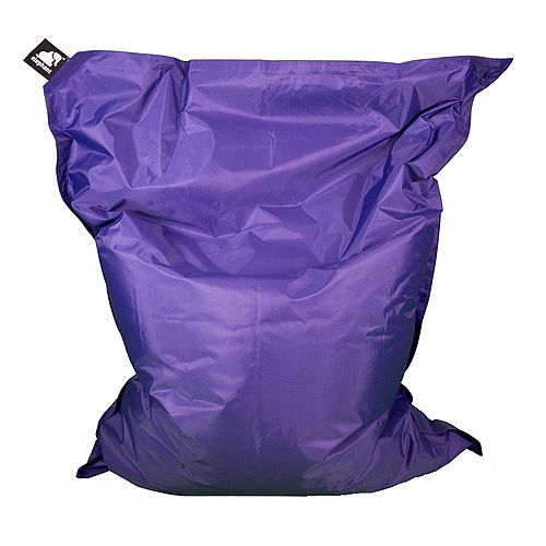 Elephant Jumbo Indoor &Outdoor Use Bean Bag 1750x1350mm Ultra Violet
