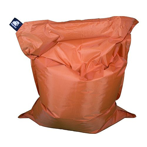 Elephant Jumbo Indoor &Outdoor Use Bean Bag 1750x1350mm Zesty Orange