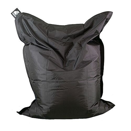 Elephant  Junior Indoor &Outdoor Use Kids Size Bean Bag 1400x1100mm Urban Black