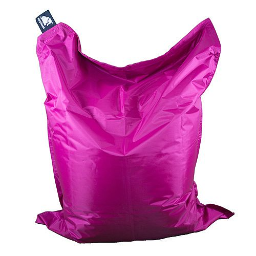 Elephant  Junior Indoor &Outdoor Use Kids Size Bean Bag 1400x1100mm Shocking Pink