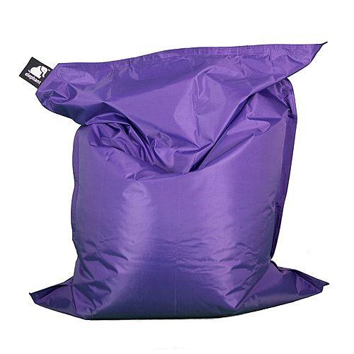 Elephant  Junior Indoor &Outdoor Use Kids Size Bean Bag 1400x1100mm Ultra Violet