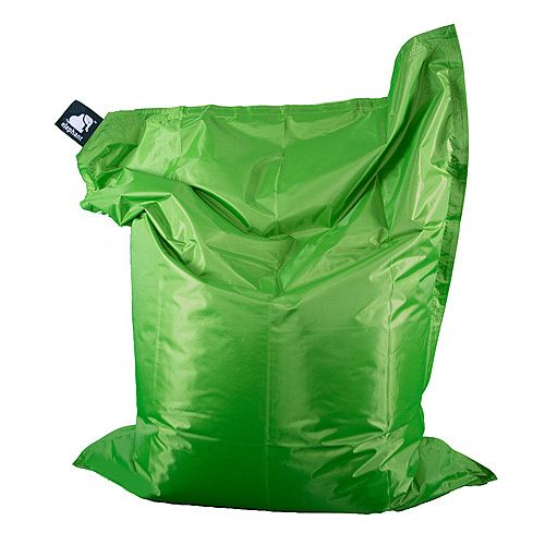 Elephant  Junior Indoor &Outdoor Use Kids Size Bean Bag 1400x1100mm Zingy LIme