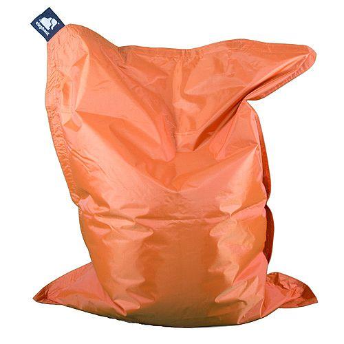 Elephant  Junior Indoor &Outdoor Use Kids Size Bean Bag 1400x1100mm Zesty Orange