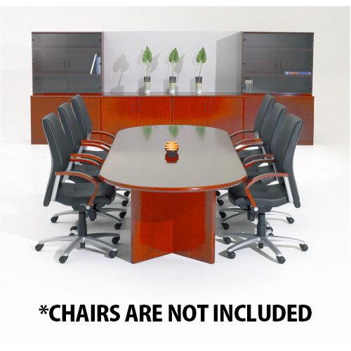 Corniche Executive Cherry Veneer Boardroom Amp Conference