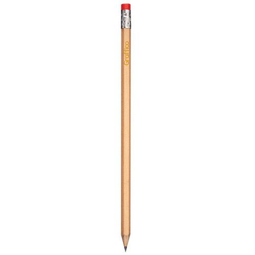 Graffico Eraser Tip Pencil HB Pack of 144 EN05985
