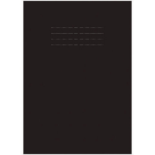 Nu Education Sketchbook A4 Black Pack of 50 NU602007